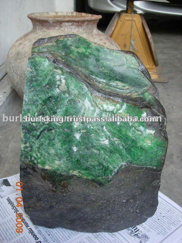 Large Priceless Imperial Green Jadeite