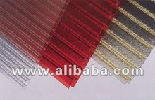 Polycarbonate Sheets / PVC Roofing Sheets