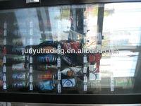 7 compartments Cigarette,soap,condom vending machine