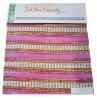 Furnishing Silk handloom stripe fabrics