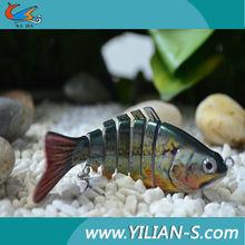 Hot sale sunfish jointed swimbait fish tackle shops