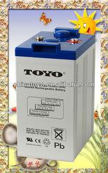 Storage gel battery 2v500ah dry battery UPS battery