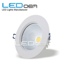 High quality wholesale COB 15watt led lux down light