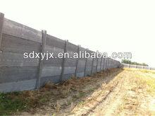 concrete fence slab machine