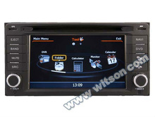 WITSON special car dvd IMPREZA with Built in 4G FLASH
