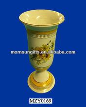 2013 Vintage Hotsell Ceramic Flower Planter,Customized Handmade Pot