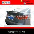 высокого качества abs автомобиля задний спойлер на крыше для kia sportage