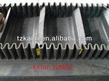Corrugated sidewall Cleat Conveyor Belt