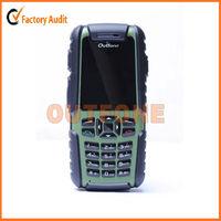 Waterproof Dustproof Shockproof mobile phone with GPS and