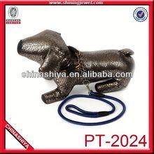 Fashion pet collar pet glue protection