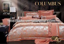 6pcs viscose jacquard bedroom products