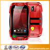 "Newest Model Ca-09 Car Shape Dul Sim FM WIFI 2.6"" touch screen tv cheap GSM smartphone 2013 java games mobile phone"