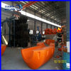 plastic float for dredge