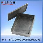 1590BB effects pedals enclosure Aluminum box 120*95*37mm