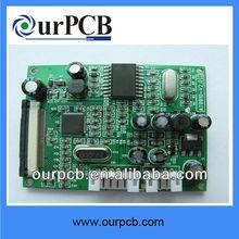 fr4 pcb,Square Aluminium base PCB board