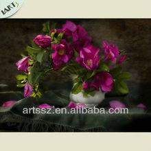 flower group still life Oil Painting