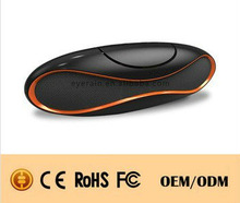 2013 hot sale popular innovation product Mini USB Bluetooth waterproof Speaker with suction cup design