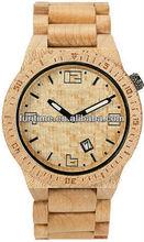 wooden watch for men natural wooden watch steel wooden watch