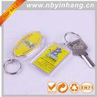 Rhinestone photo frame key chain XSKC0105-2
