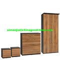 خزانة الملابس الخشبية