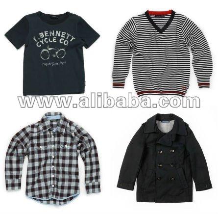 Camisas del niño