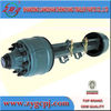 China OEM tractor supply trailer axles