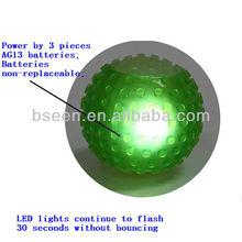 2013 high quality led lighting dog ball