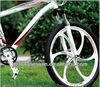 2014 stylish bmx bike parts