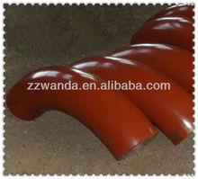 alloy steel pipefittings/elbow/tee/reducer/return/bends/ b16.9 buttweld pipe fittings