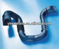 plastic pipe blow molding machine