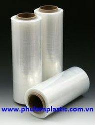 Pallet Stretch film, hand-grade or machine grade. 550mmx300m, 20 mic