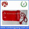 Most popular promotion plastic PVC drawstring bag for mobile phone