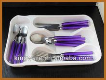 Stainless steel dinner sets