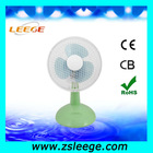 Plastic mesh grill 6 inch table fan for promotion