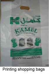 Printed Plastic Shopping bags