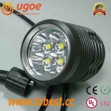 UGOE CREE XML 4XT6 4XL2 3000LM light electric bike battery (CE,RoHS,UL-STR)