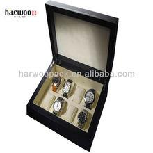 display wooden watch case ,watch pack
