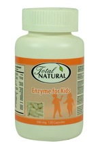 Enzyme For Kids - 500mg 120c