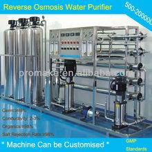 Guangzhou high desalination revrser osmosis mobile ro drinking water treatment machine