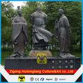 histórica chinesa famosa escultura