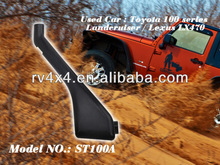 Auto accessories/car snorkel for Toyota 100 series Landcruiser / Lexus LX470