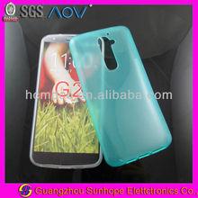 case for LG optimus G2 LS980 glossy soft plastic back cover