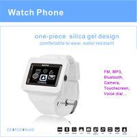 Free shipping 2013 wrist watch phone