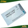 حجم بطاقة الائتمان الأرجوانيعينة البطاقة الذكية البلاستيكية المخصصة/ الطباعة مع شريحة البطاقة، عدد النقش