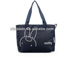 2013 fashion leisure nylon cheap beach bag