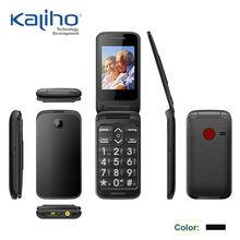 2.4inch big button flip phone for seniors