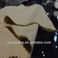 100% linho puro chambray tecido para a camisa