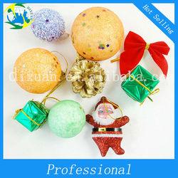 (DX-SD-00135)Christmas Small Pendants,Christmas Deal Apple ,Christmas Man
