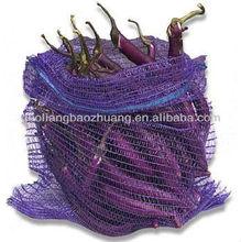 PE Raschel mesh bag