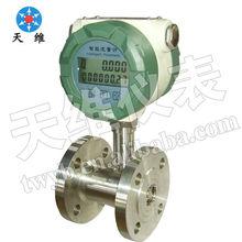turbina tipo olio digitale misuratore di portata per olio a bassa densità